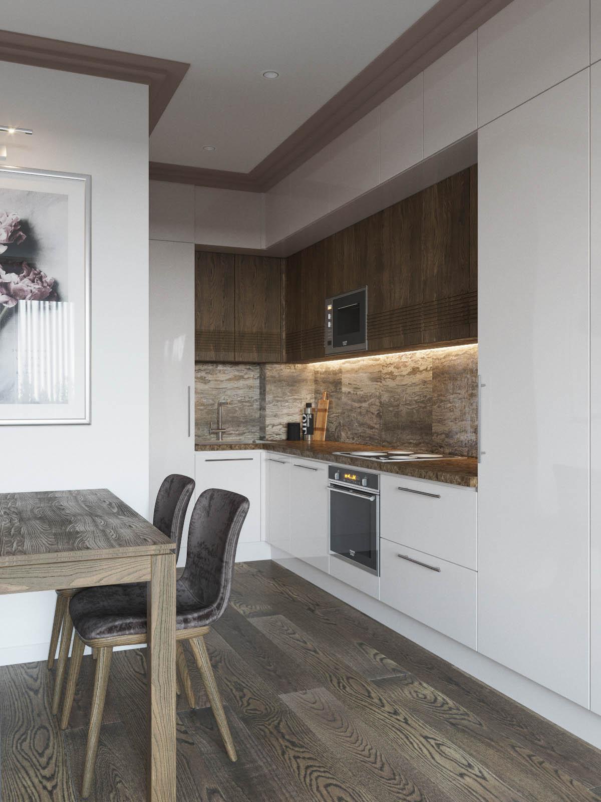 мебель для кухни дизайн