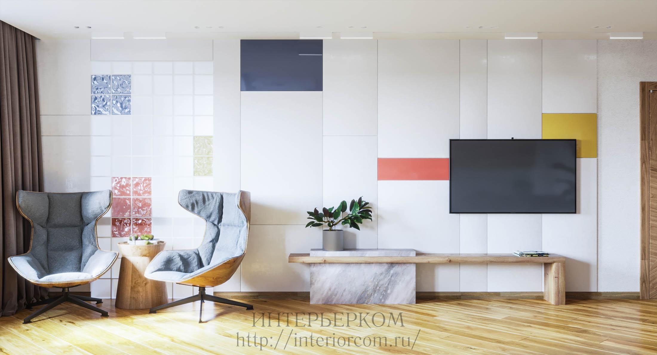 элементы эко-стиля в интерьер квартиры