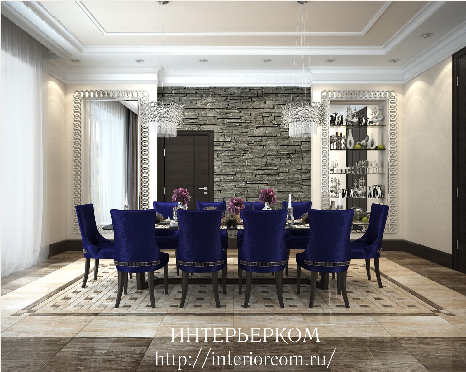 Дизайн кухни-столовой-гостиной: 45 фото дизайна в доме 73