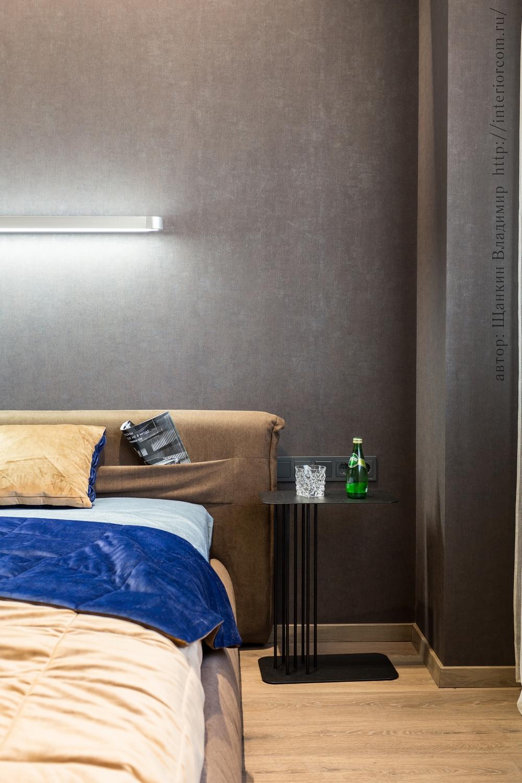 электрика в спальне