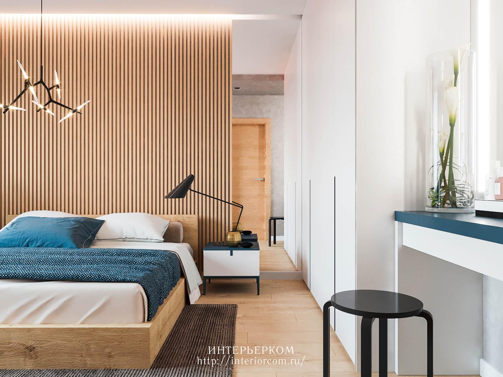 дизайн спальни в современном интерьере