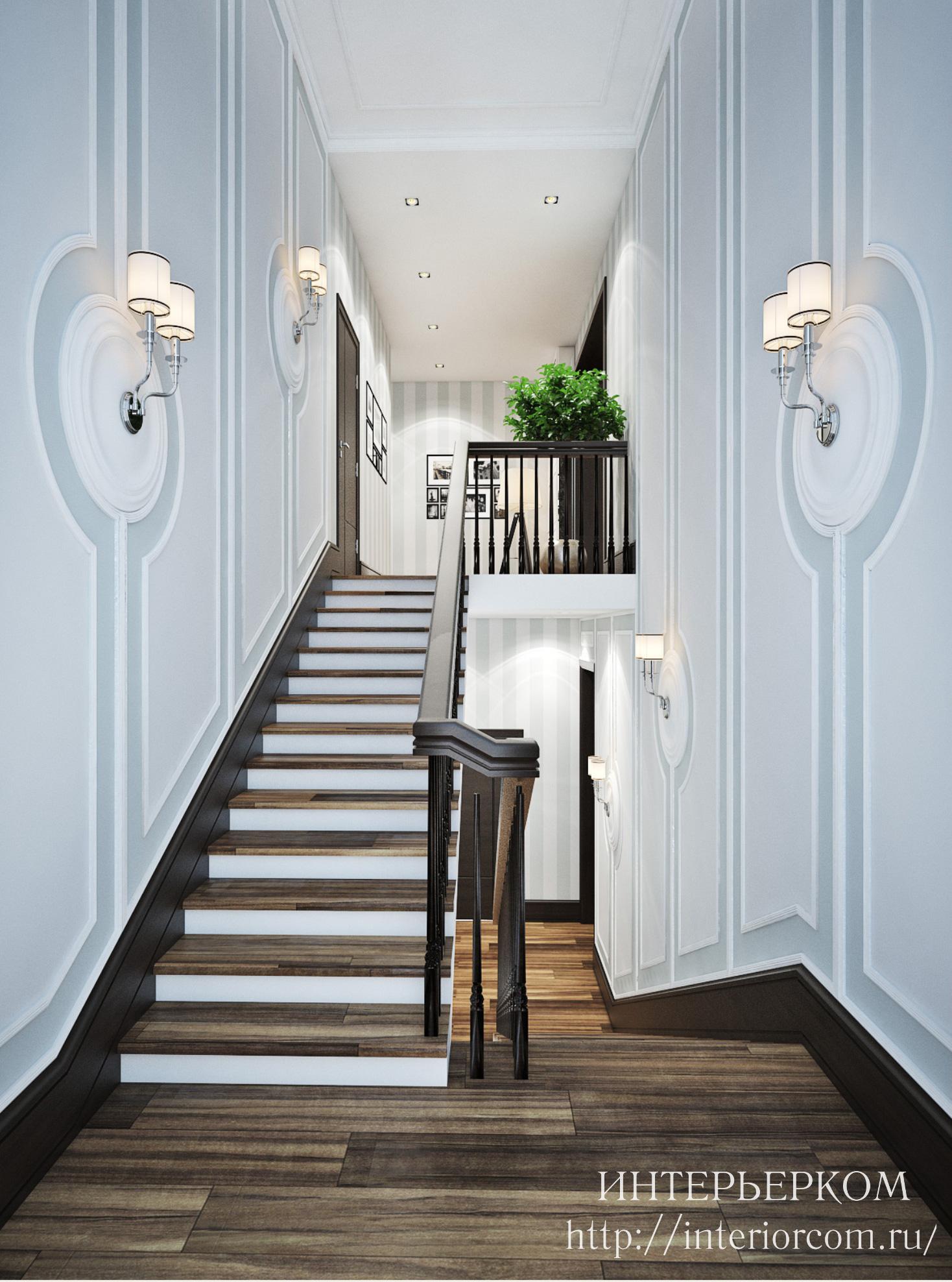 Комплектующие для лестниц из дерева в Санкт-Петербурге