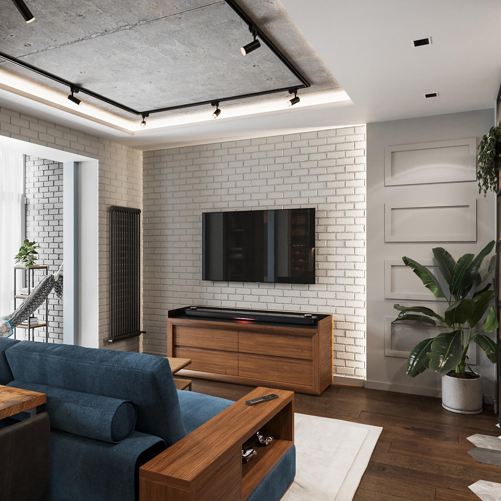 потолки в современных интерьерах что в моде
