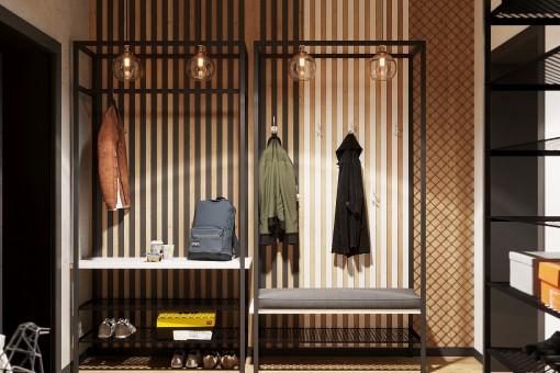Дизайн прихожей и коридора
