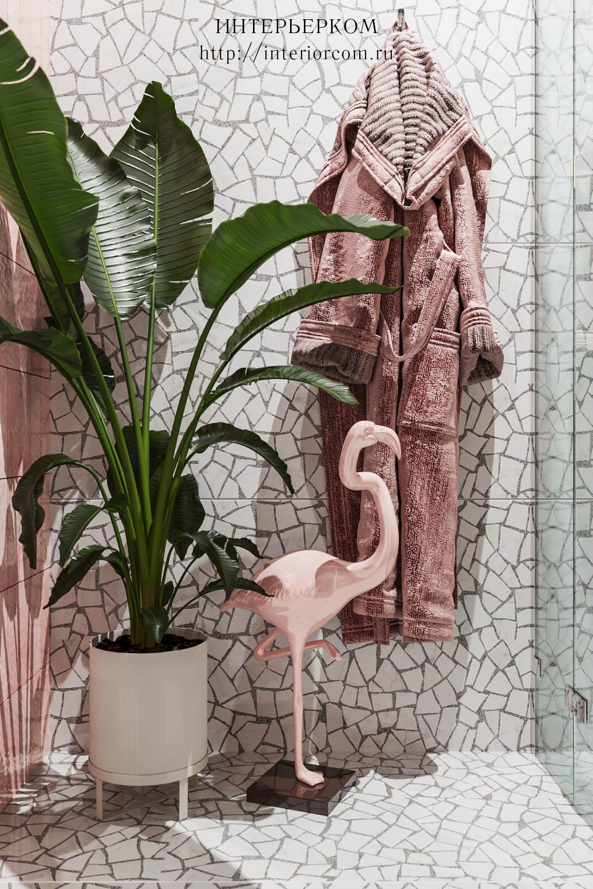 тропические ванные