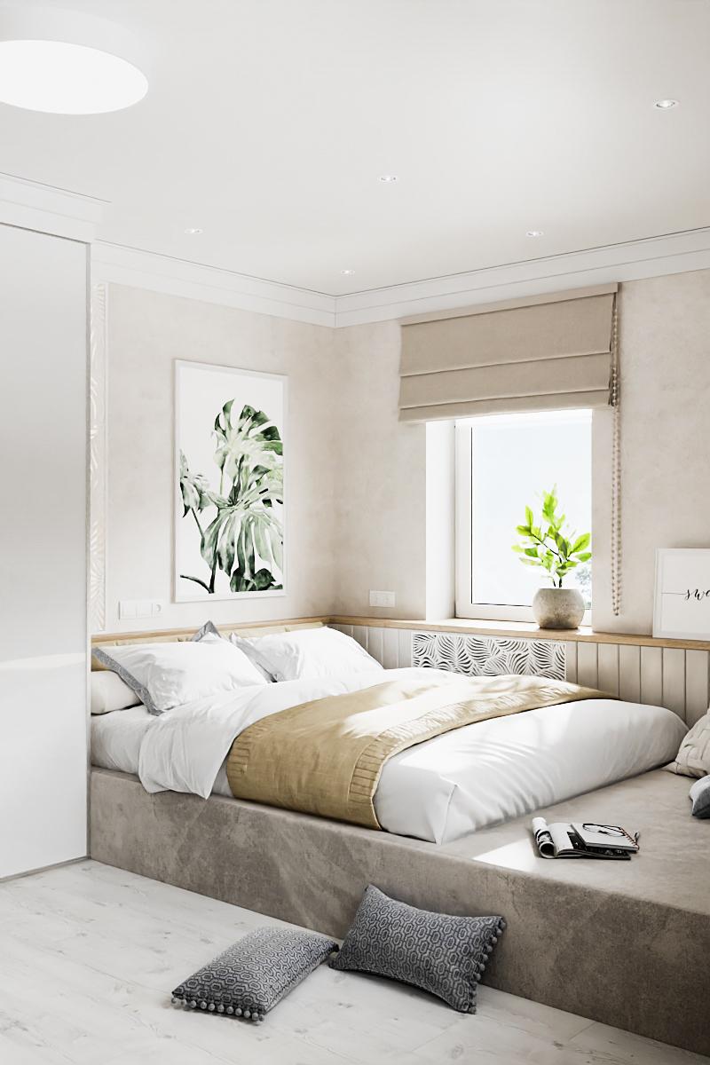 дизайн квартиры для матери и дочери