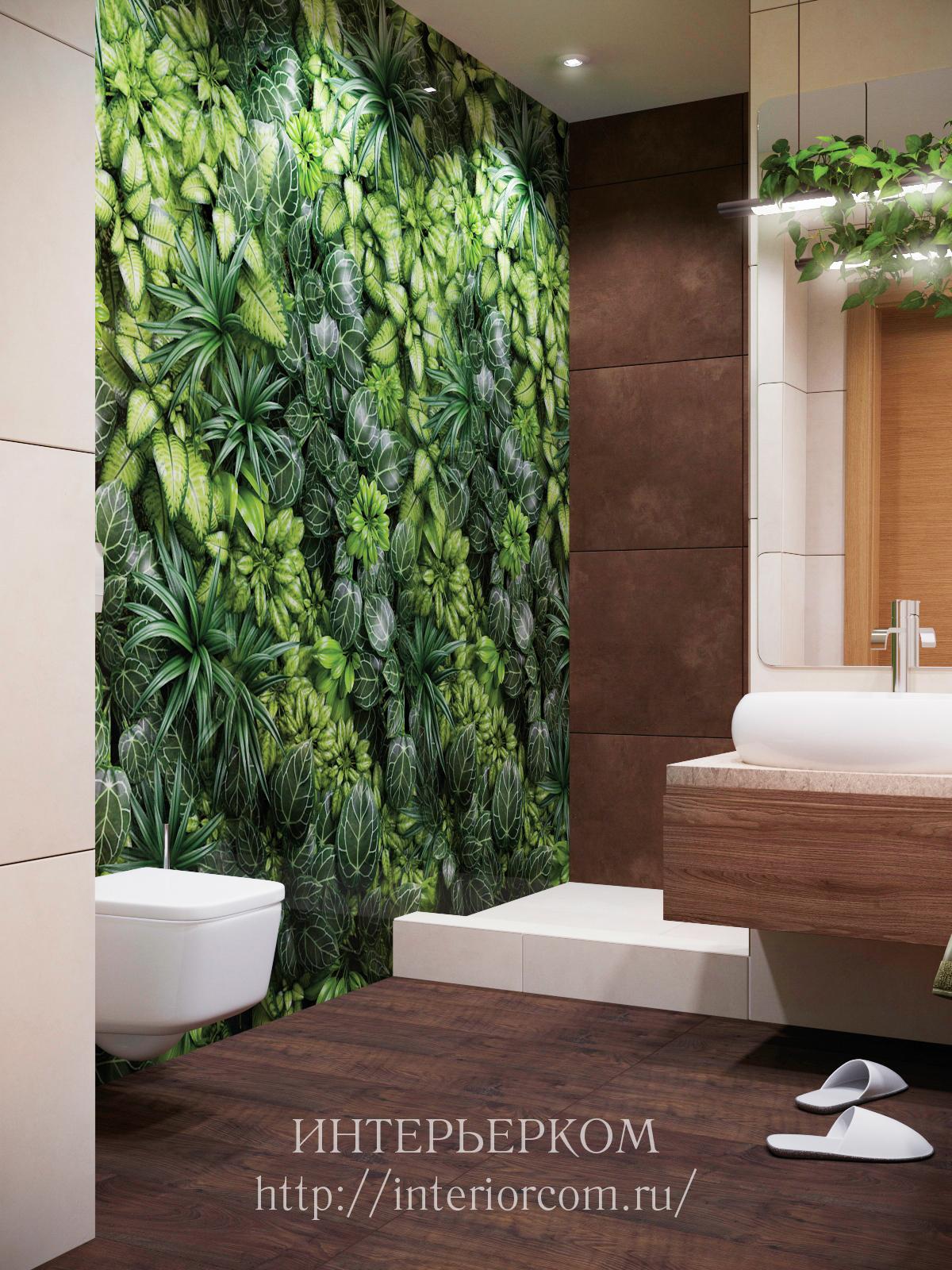 ванные тропические