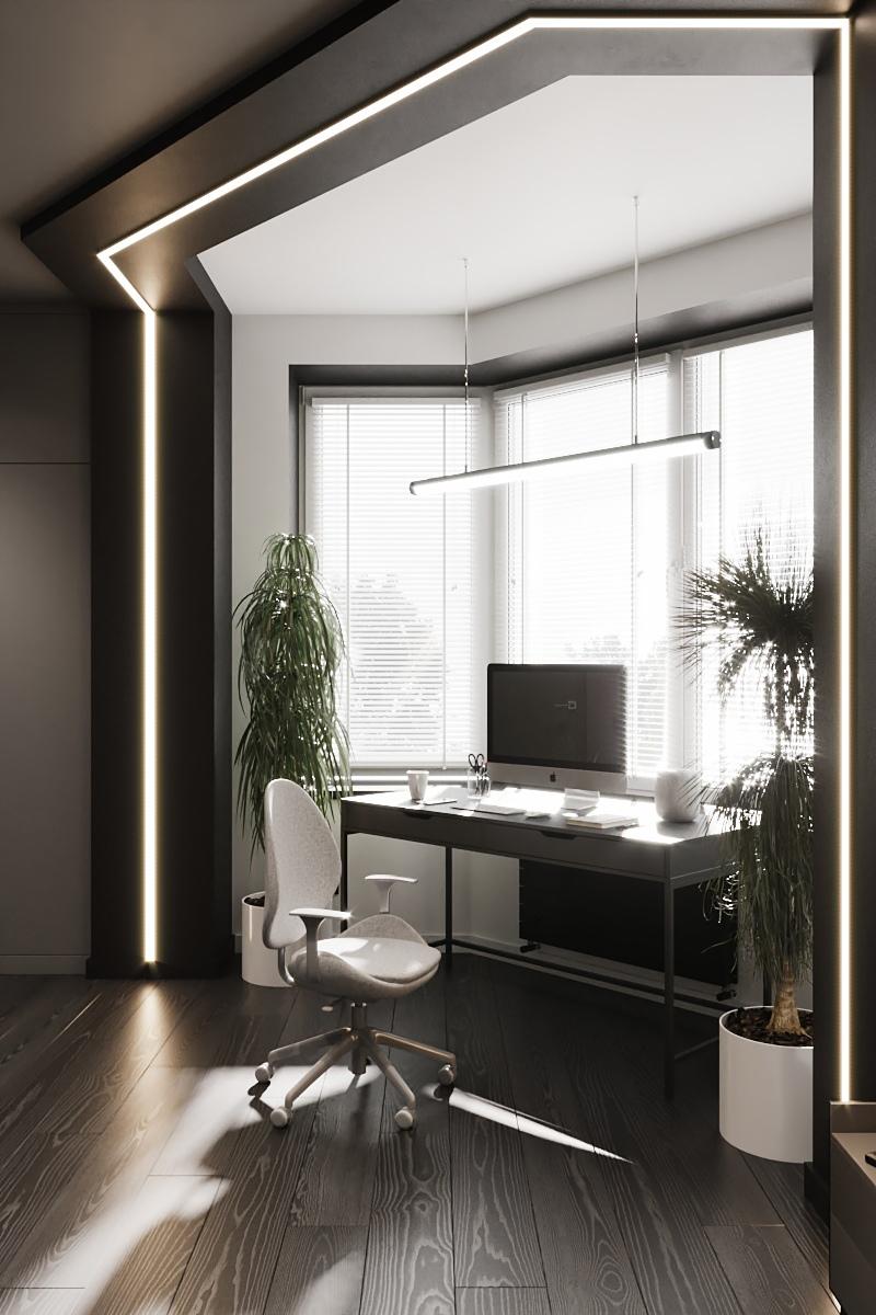 дизайн-проект квартиры 2020 год