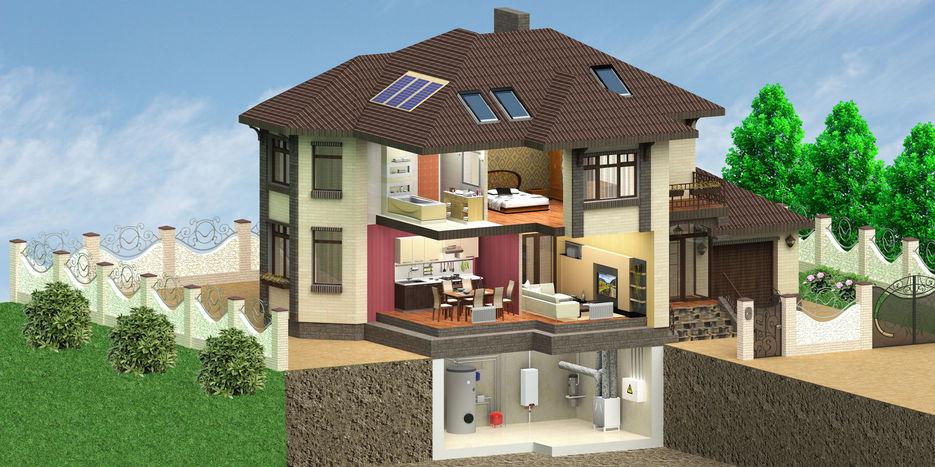 Этапы строительства дома: от проекта до дизайна.